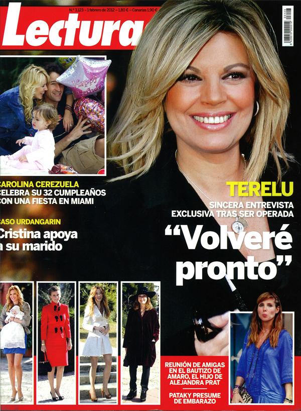 LECTURAS portada 25 enero 2012