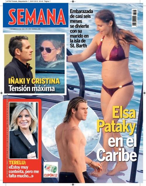 SEMANA portada 25 enero 2012