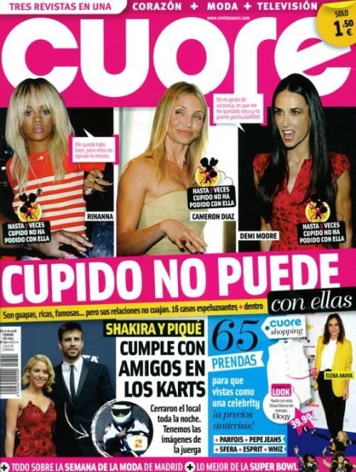 CUORE portada 8 febrero 2012