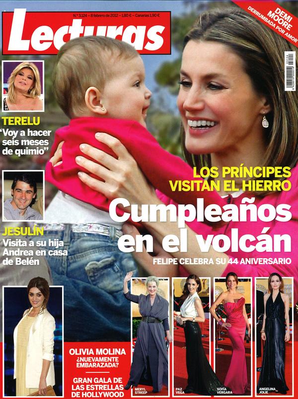 LECTURAS portada 1 febrero 2012