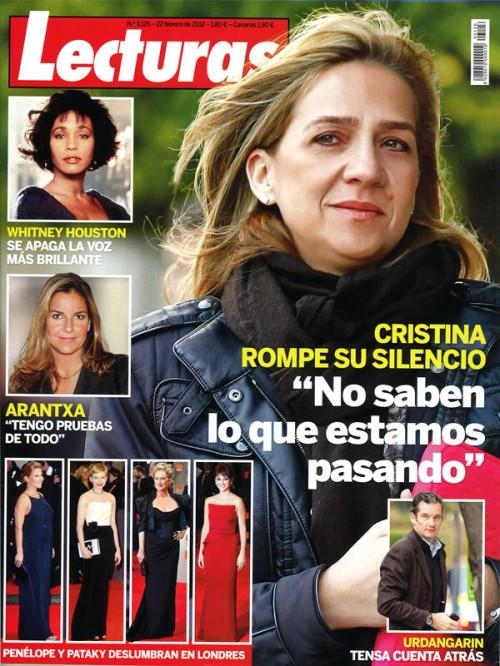 LECTURAS portada 15 febrero 2012