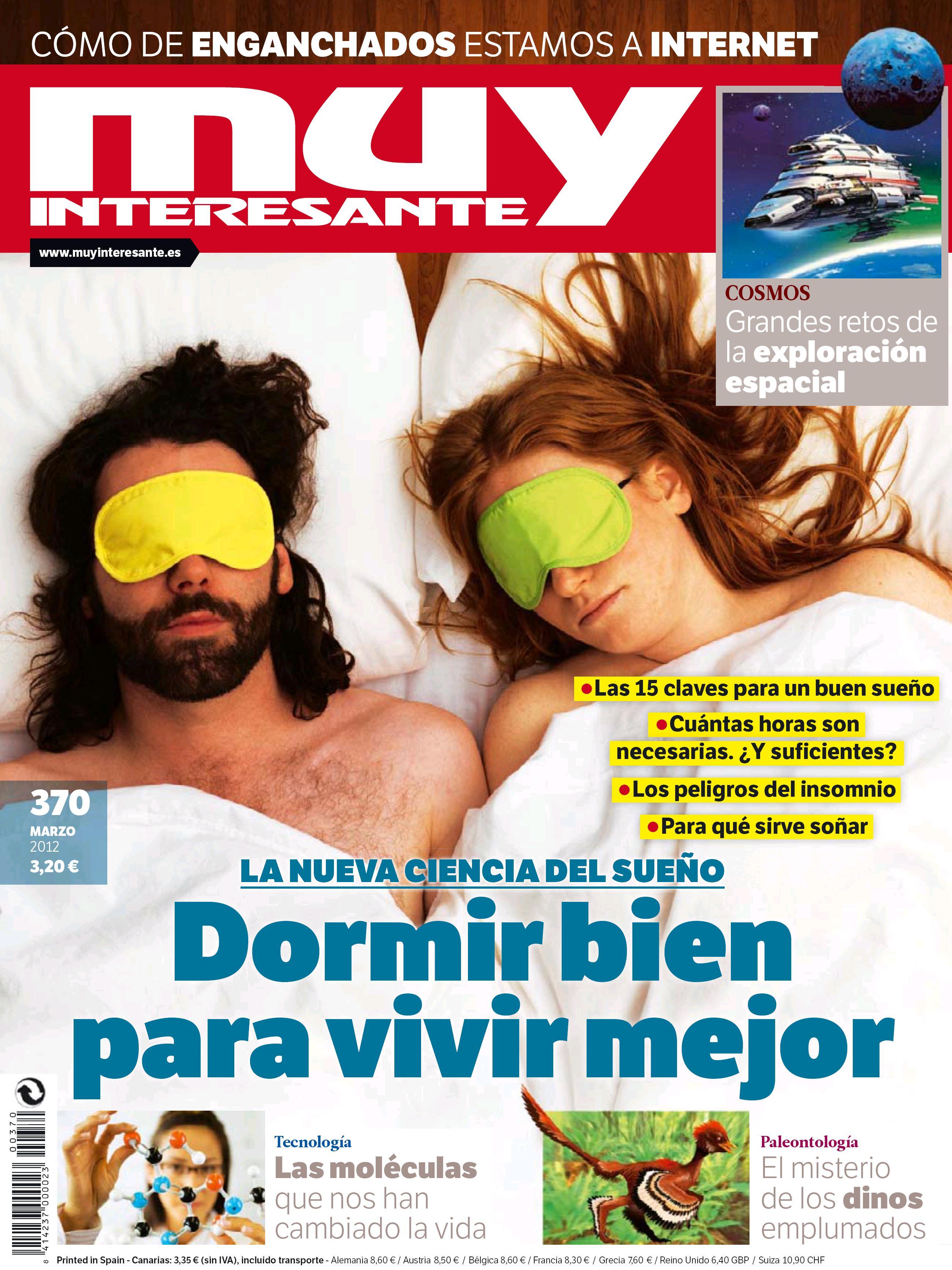 MUY INTERESANTE portada Marzo 2012