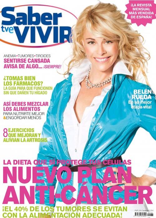 SABER VIVIR portada Marzo 2012