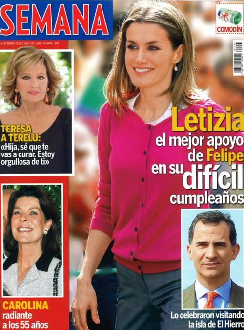 SEMANA portada 1 febrero 2012
