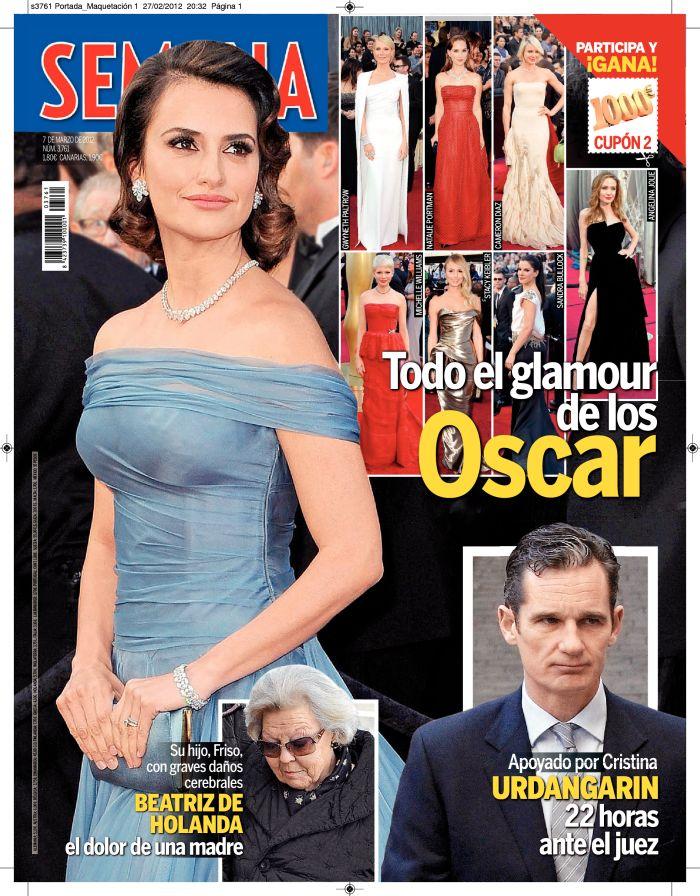 SEMANA portada 29 febrero 2012