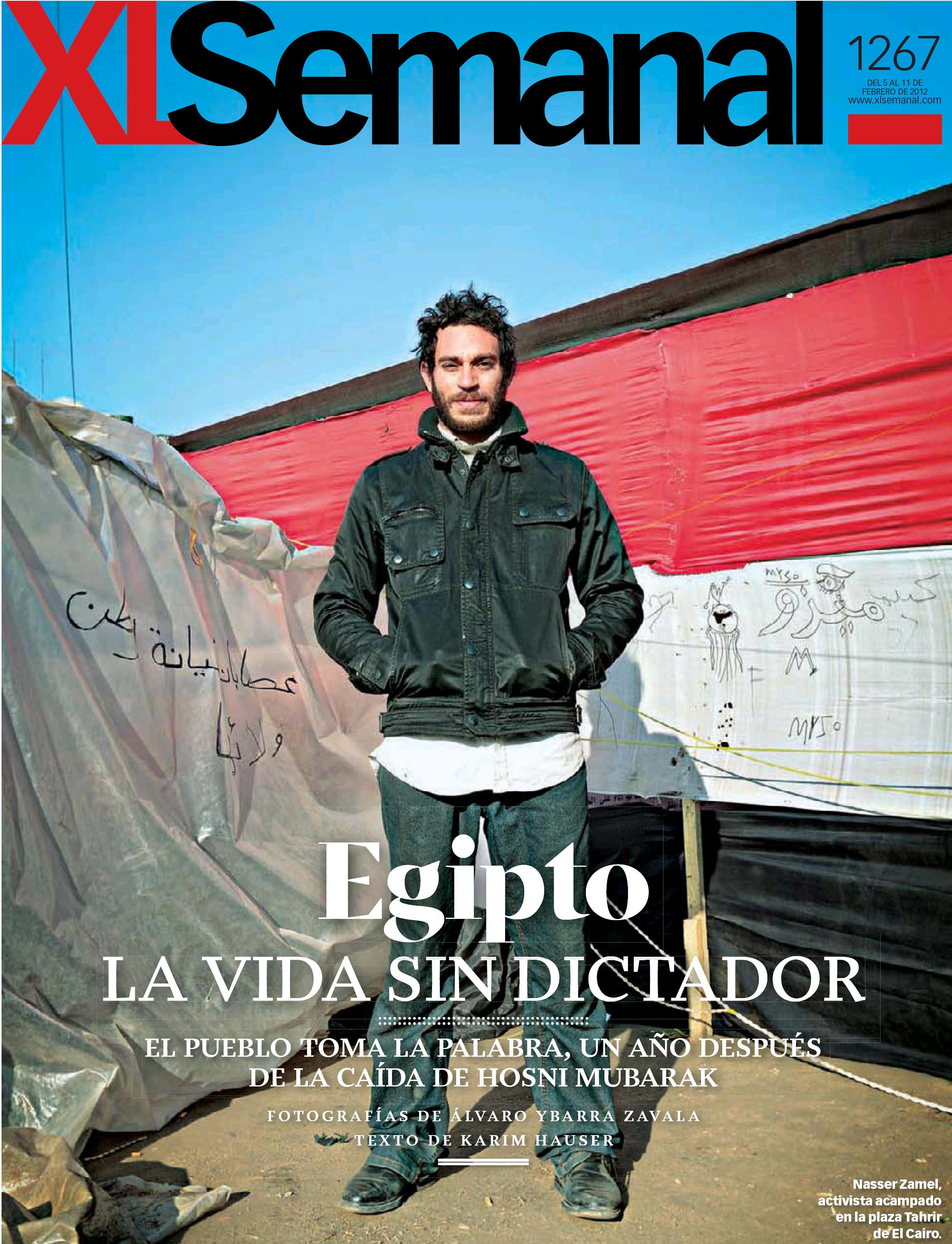 XL SEMANAL portada 5 febrero 2012