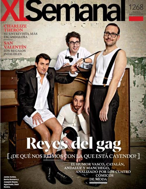 XL SEMANAL portada 12 febrero 2012