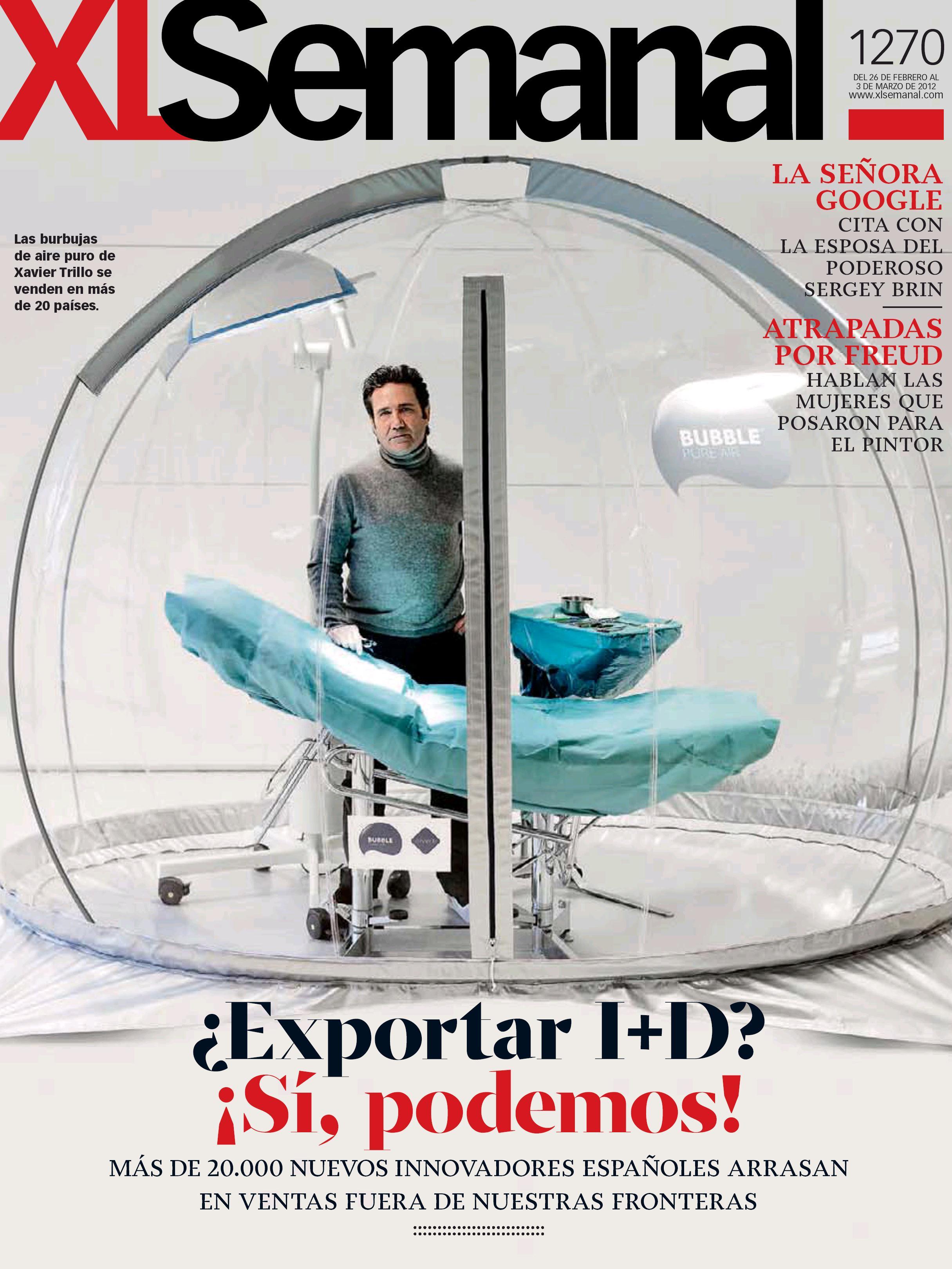 XL SEMANAL portada 26 febrero 2012