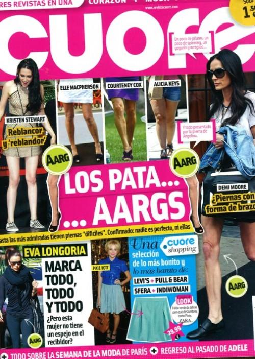 CUORE portada 7 marzo 2012