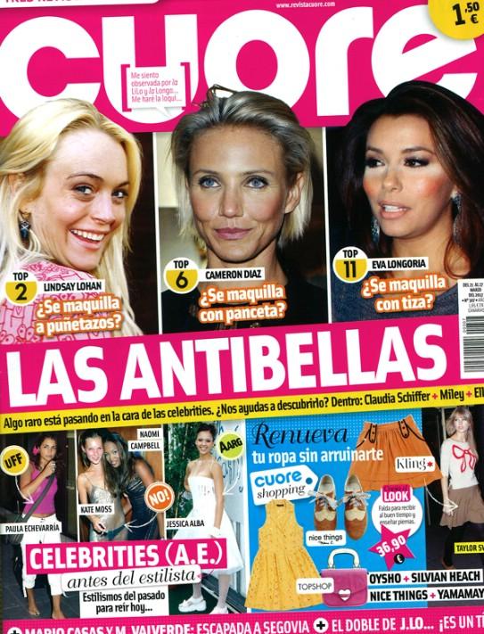 CUORE portada 21 marzo 2012