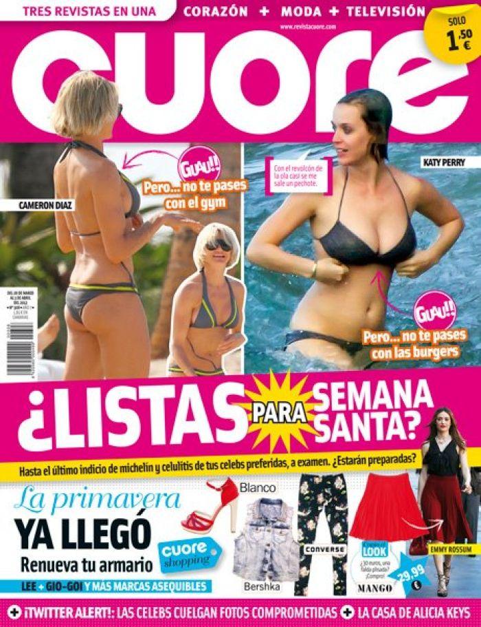 CUORE portada 28 marzo 2012