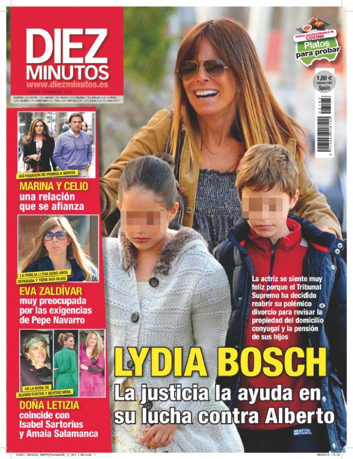 DIEZ MINUTOS portada 28 marzo 2012