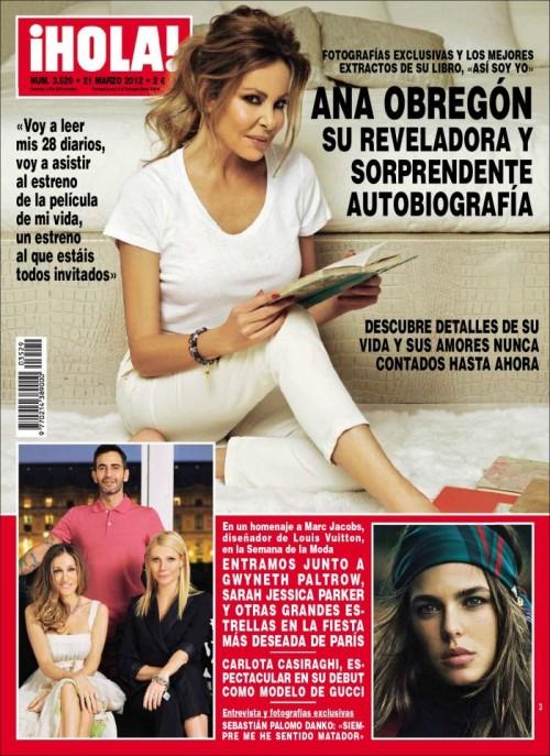 HOLA portada 14 marzo 2012