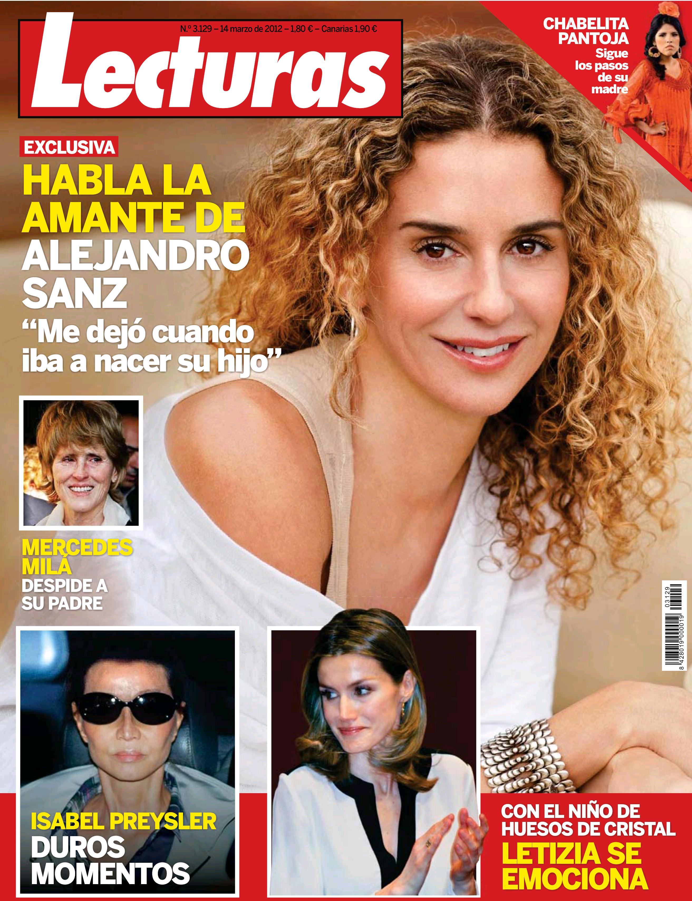 LECTURAS portada 7 marzo 2012