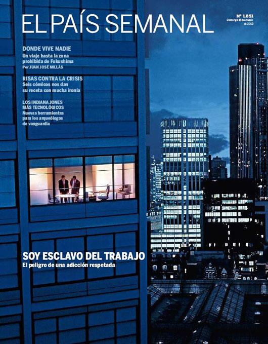 PAIS SEMANAL portada 18 marzo 2012