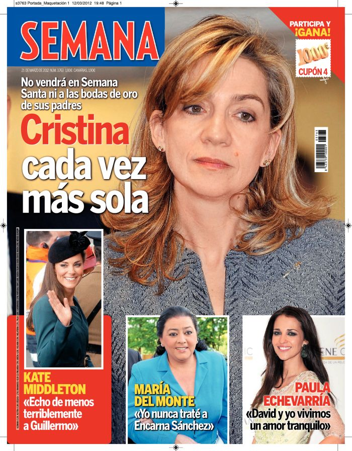 SEMANA portada 14 marzo 2012