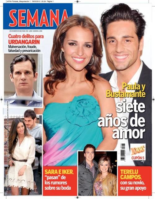 SEMANA portada 21 marzo 2012