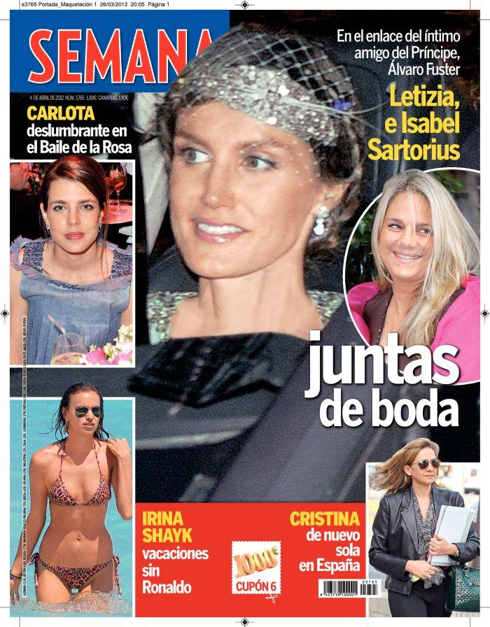 SEMANA portada 28 marzo 2012