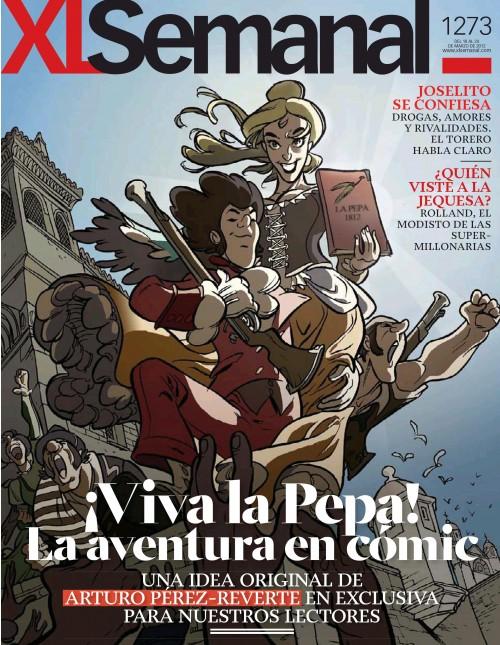 XL SEMANAL portada 18 marzo 2012
