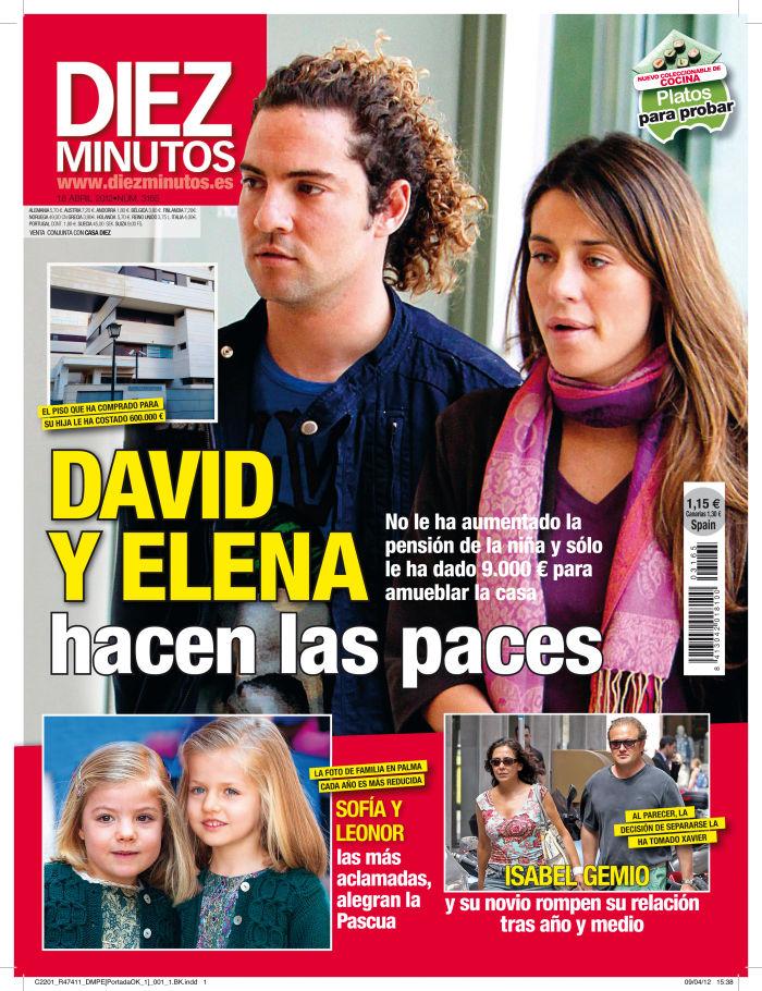 DIEZ MINUTOS portada 11 abril 2012