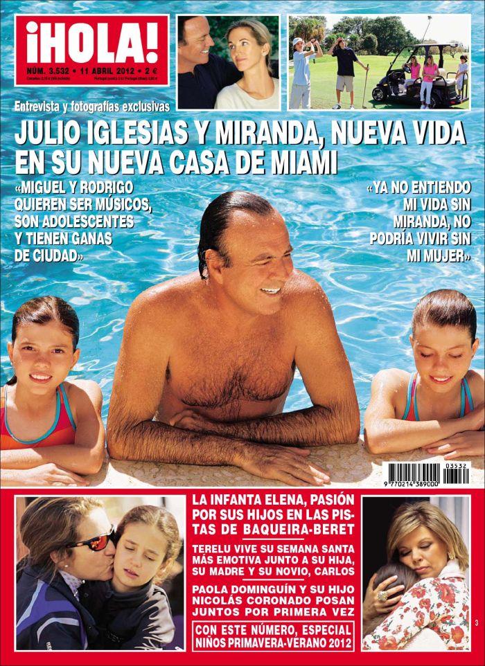 HOLA portada 4 abril 2012
