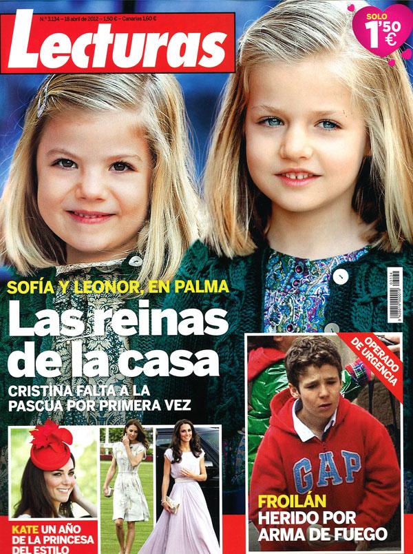 LECTURAS portada 11 abril 2012