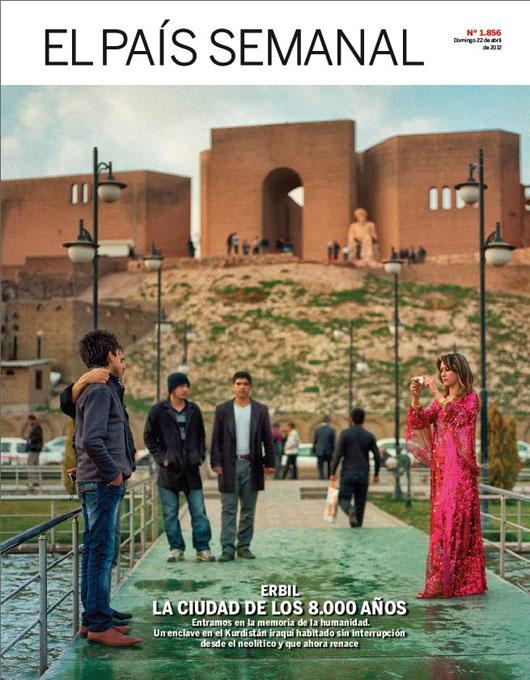 PAIS SEMANAL portada 22 abril 2012