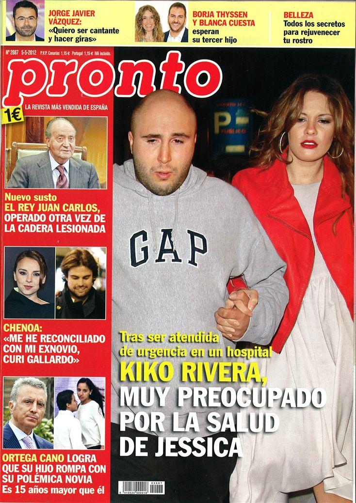 PRONTO portada 30 abril 2012