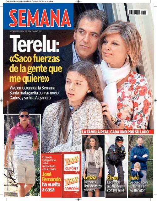 SEMANA portada 4 abril 2012