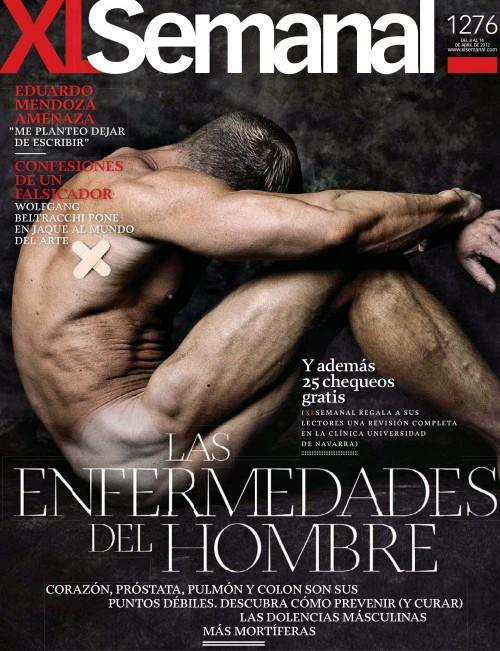 XL SEMANAL portada 8 abril 2012