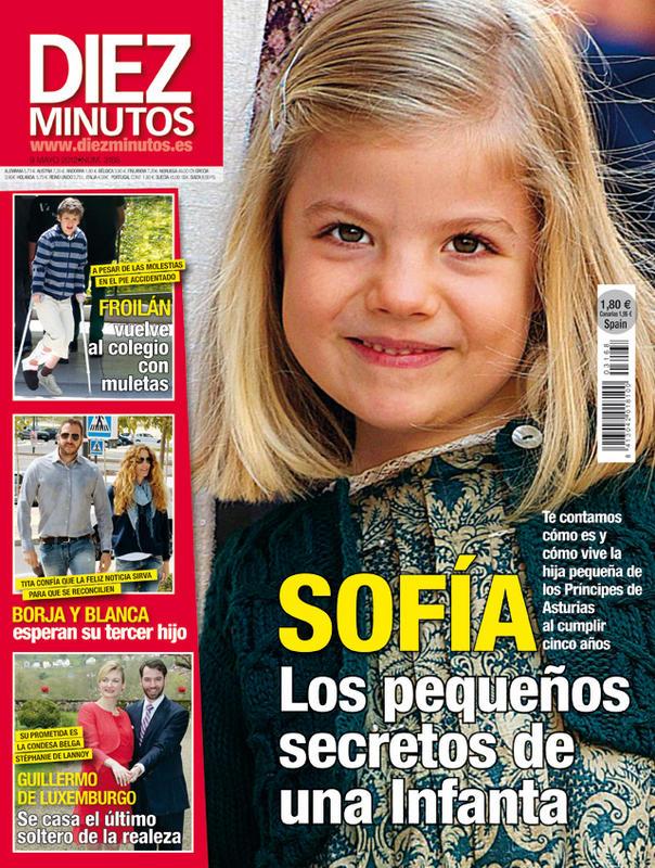 DIEZ MINUTOS portada 2 mayo 2012