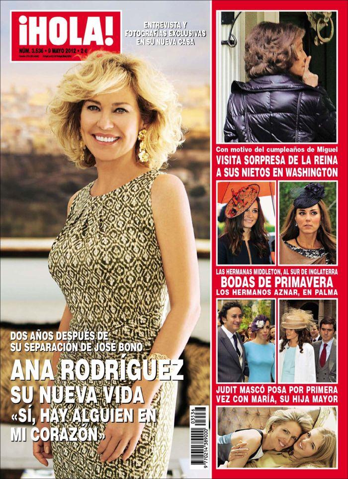 HOLA portada 2 mayo 2012