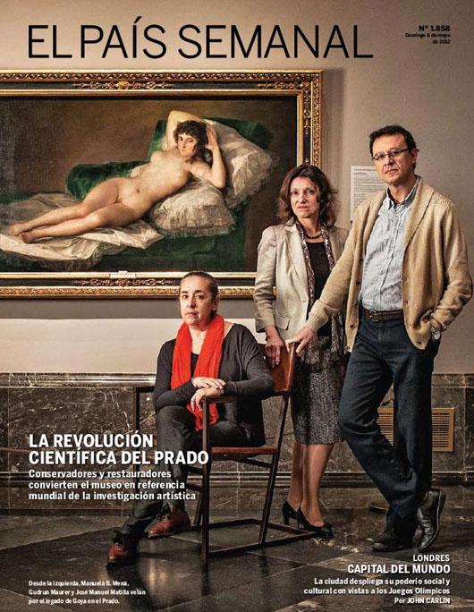 PAIS SEMANAL portada 6 mayo 2012