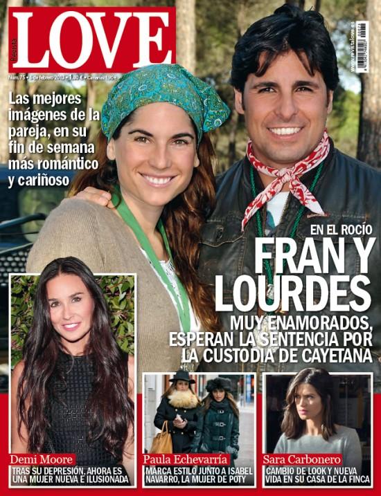 LOVE portada 30 de enero 2013