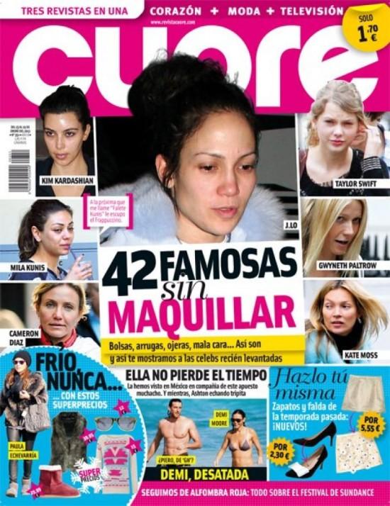 CUORE portada 23 enero 2013