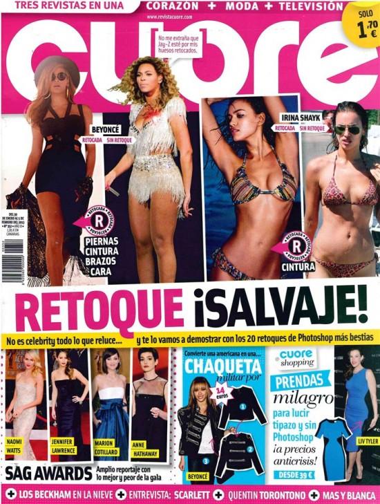 CUORE portada 30 de enero 2013