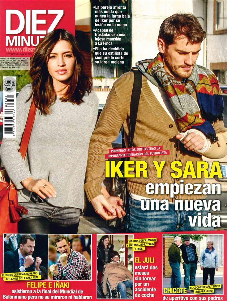 DIEZ MINUTOS portada 30 de enero 2013