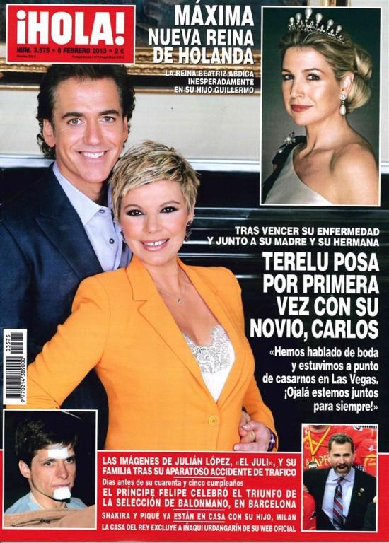 HOLA portada 30 de enero 2013
