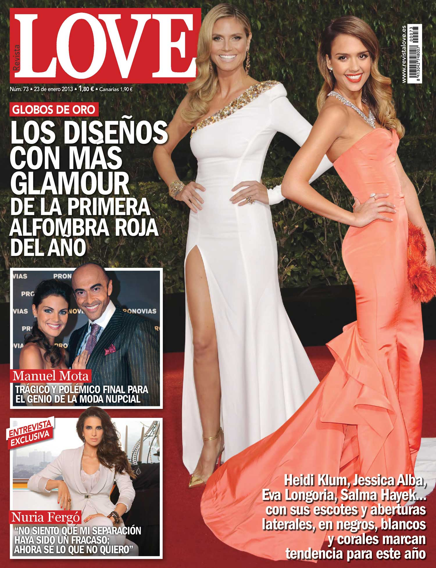 LOVE portada 16 enero 2013