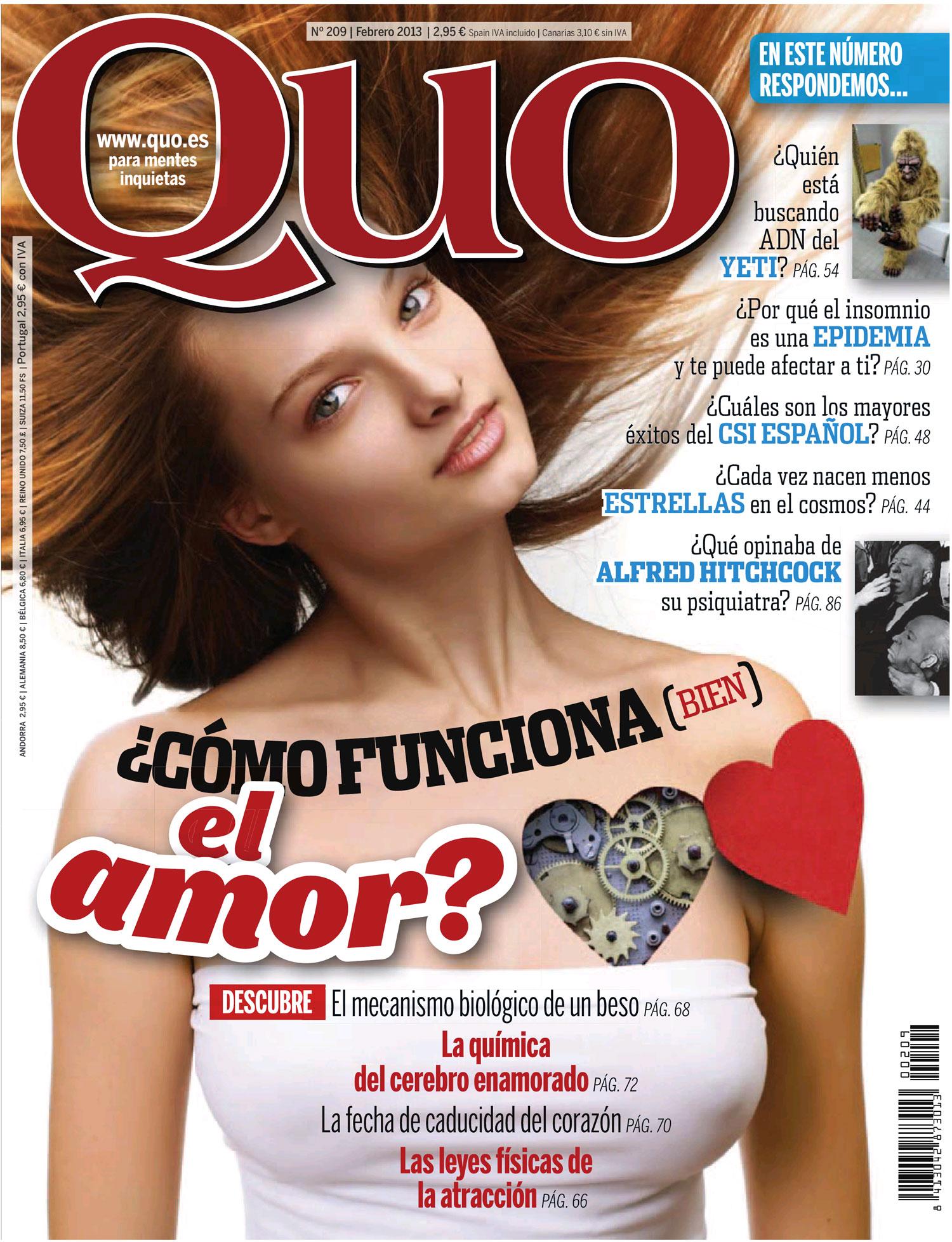 QUO portada febrero 2013