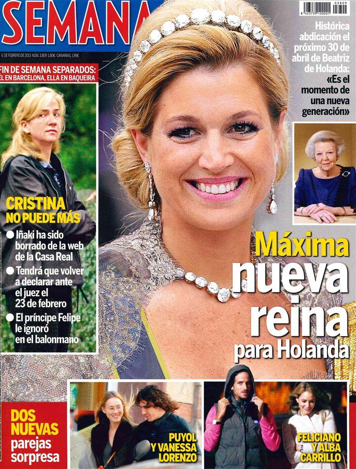 SEMANA portada 30 de enero 2013
