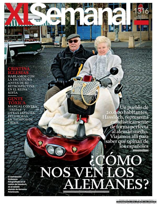 XL SEMANAL portada 20 enero 2013