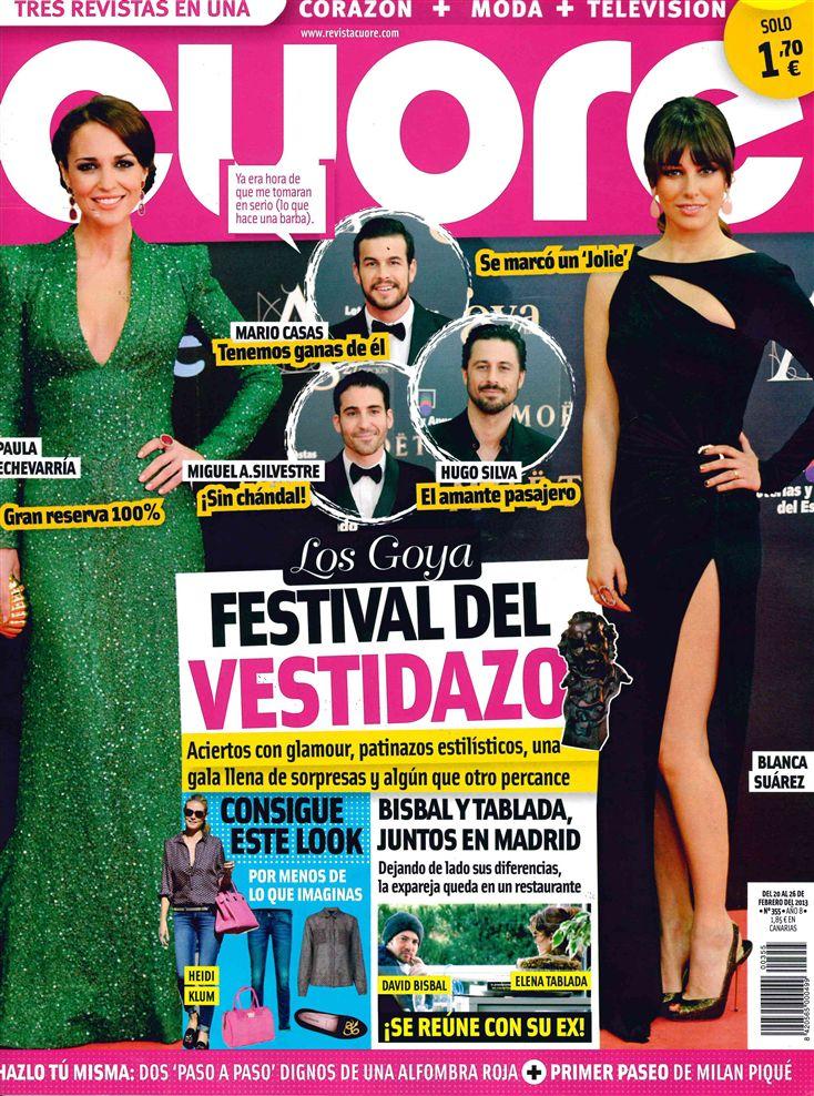 CUORE portada 20 de febrero 2013