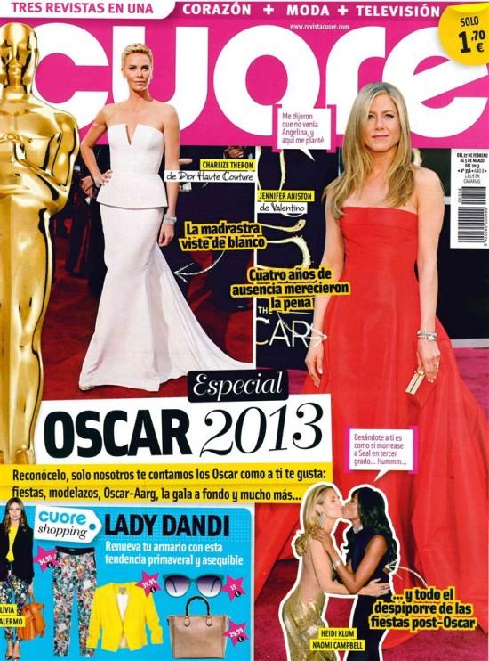CUORE portada 27 de febrero 2013