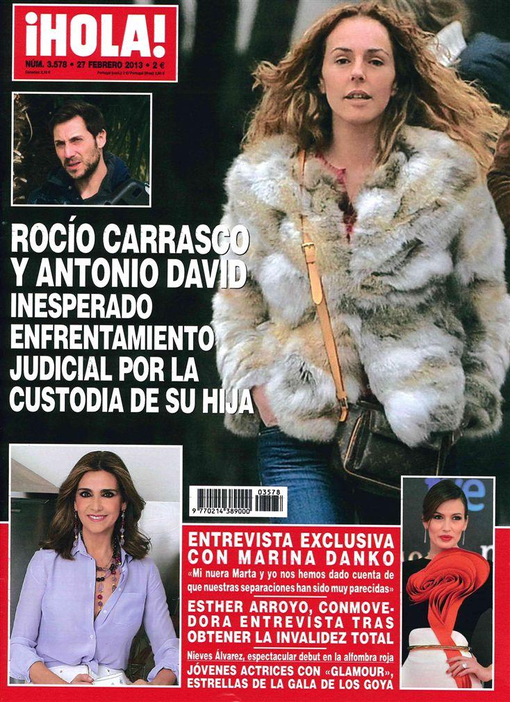 HOLA portada 20 de febrero 2013