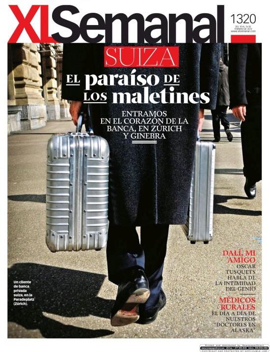 XL SEMANAL portada 10 de febrero 2013