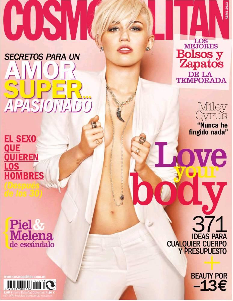 COSMOPOLITAN portada Abril 2013