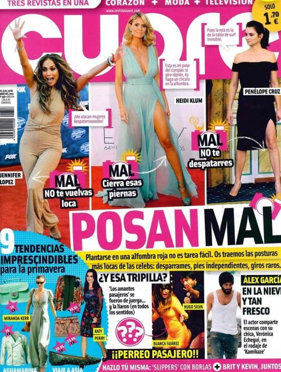 CUORE portada 13 de marzo 2013