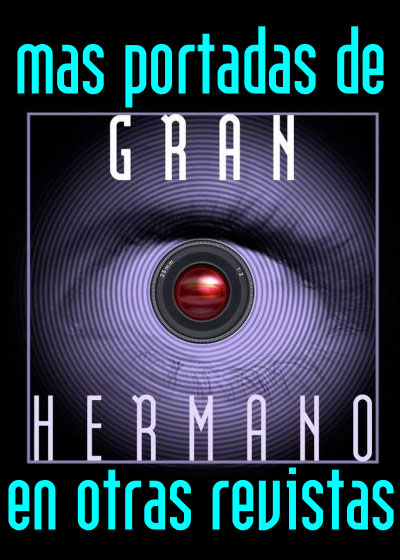 GRAN HERMANO portada OTRAS REVISTAS