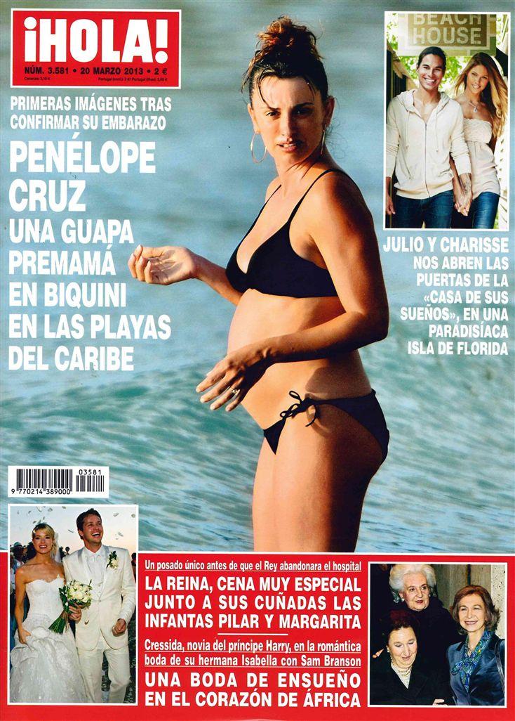 HOLA portada 13 de marzo 2013